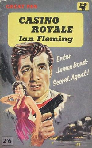 Casino Royale: Casino Royale - Third Printing, Pan Books, UK, 1958
