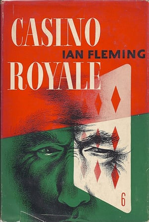 Casino Royale: Casino Royale - First US edition, First printing, 1954, The Macmillan Compa