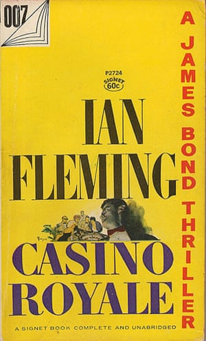 Casino Royale: Casino Royale - US Paperback, Signet Books.