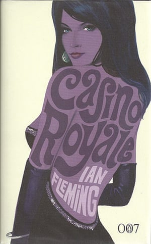 Casino Royale: Casino Royale - British 2008 Centenary Edition, Penguin 007.