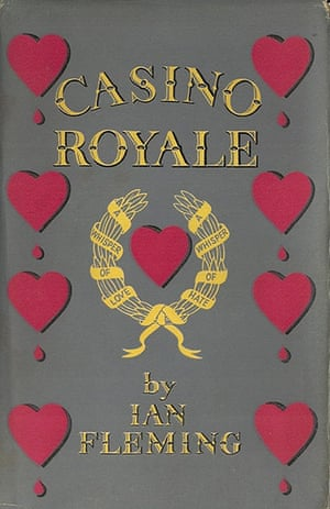 Casino Royale: Casino Royale - British, Jonathan Cape, First Edition, First impression, First Issue