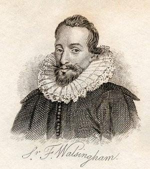 10 best: Francis Walsingham