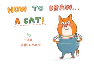 how to draw cats 1