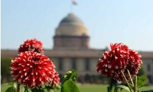 Mughal Garden view