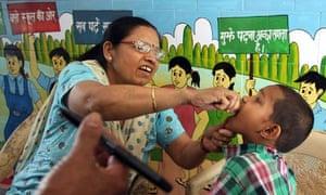 Immunisation push propels India towards victory in war