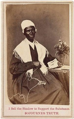 Civil war photography: 155. Sojourner Truth.jpg