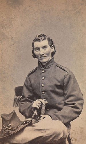Civil war photography: 151. Frances Clayton.jpg