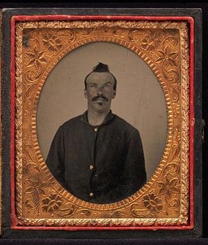 Civil war photography: 10. Corporal Hiram Warner.jpg