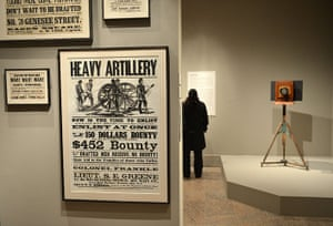 Civil war photography: American Civil War-era enlistment poster