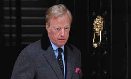 Mark Thatcher's return to the spotlight | Mark Thatcher | The Guardian