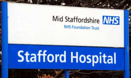 Mid Staffordshire hospital death prompts criminal investigation