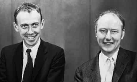 Francis Crick's Nobel prize sells for over £1.3m