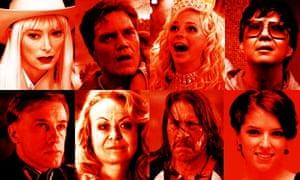 Top 32 Character actors