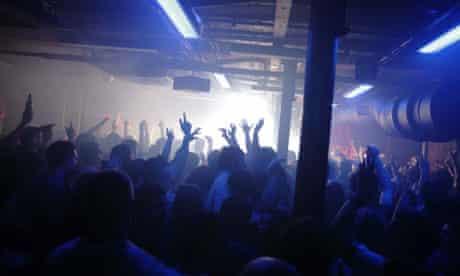 Sankeys Nightclub in Manchester