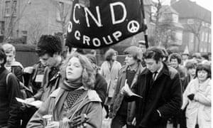 Aldermaston march 1963