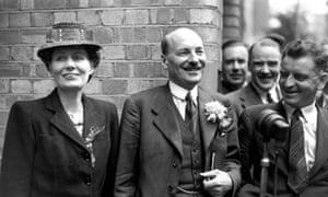 Clement Attlee 1945