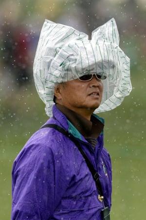 US Masters Golf Tournament