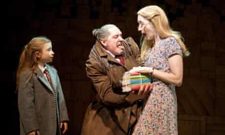 RSC Matilda Musical a hit on Broadway