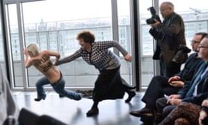 Femen demo