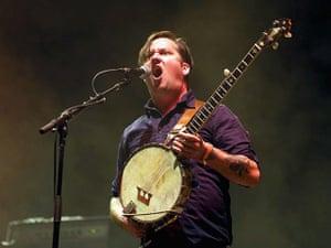 Coachella: Musician Isaac Brock of Modest Mouse