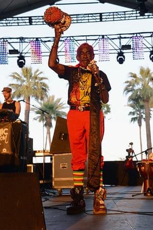 Coachella: Lee Scratch Perry