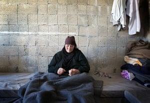 Giles Duley: Hamdah, 70, a refugee