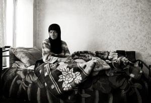 Giles Duley: Amina, 63, a widow and Syrian refugee