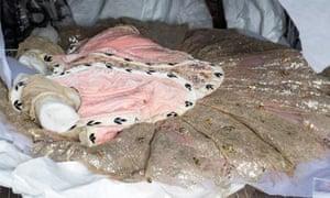 Tutu worn by Margot Fonteyn as Princess Aurora in The Royal Ballet production of The Sleeping Beauty