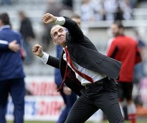 Paolo Di Canio: Soccer - Barclays Premier League