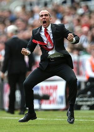 Paolo Di Canio: Sunderland's Italian manager