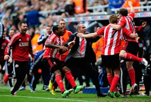 Paolo Di Canio: Newcastle United v Sunderland - Premier League