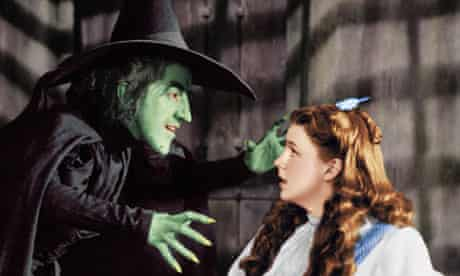A clip from the MGM musical The Wizard of Oz