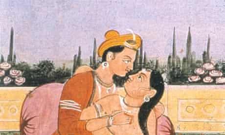 Kama Sutra artwork