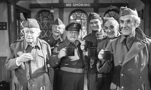 Arthur Lowe Dad's Army still