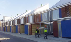 Affordable housing, Greenwich Millennium Village
