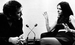 Harold Pinter and Joan Bakewell, Late Night Line-Up