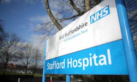 Mid Staffordshire NHS foundation trust