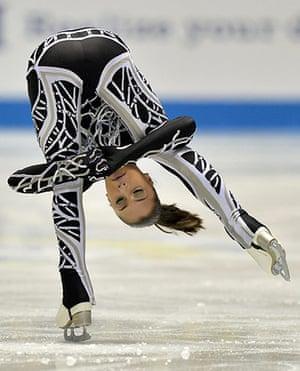 ISU World Team Trophy: Gabrielle Daleman