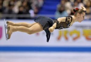 ISU World Team Trophy: Adelina Sotnikova