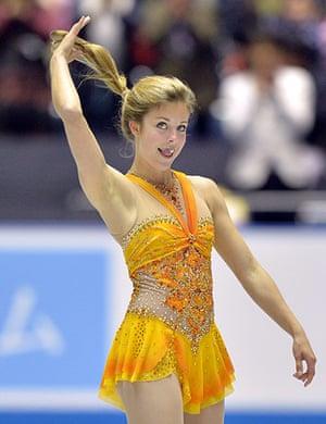 ISU World Team Trophy: Ashley Wagner
