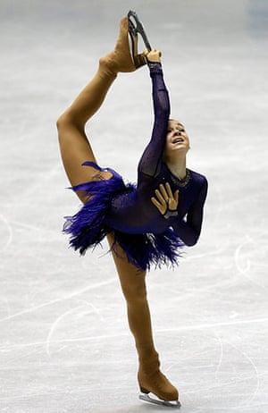 ISU World Team Trophy: Andelina Sotnikova