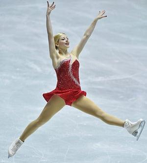ISU World Team Trophy: Gracie Gold