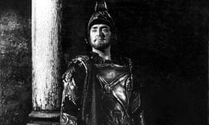 Thomas Hemsley in Dido and Aeneas