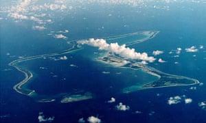 Diego Garcia, Chagos Islands