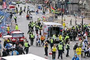 boston gallery: crowd boston