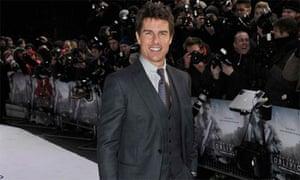Tom Cruise, Oblivion premiere