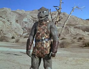 sci fi characters: Gorn