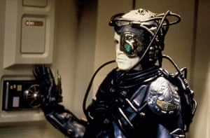 sci fi characters: The Borg