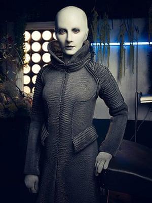 sci fi characters: Indogene