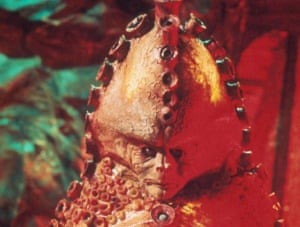 sci fi characters: Zygons